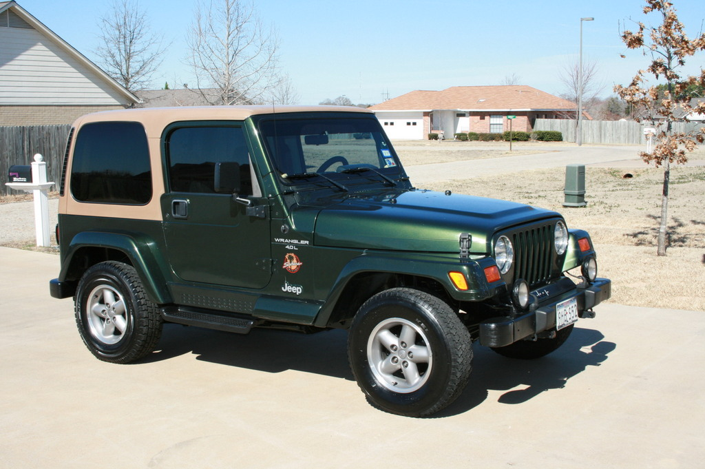 WillRyan 1998 Jeep TJ 10708175