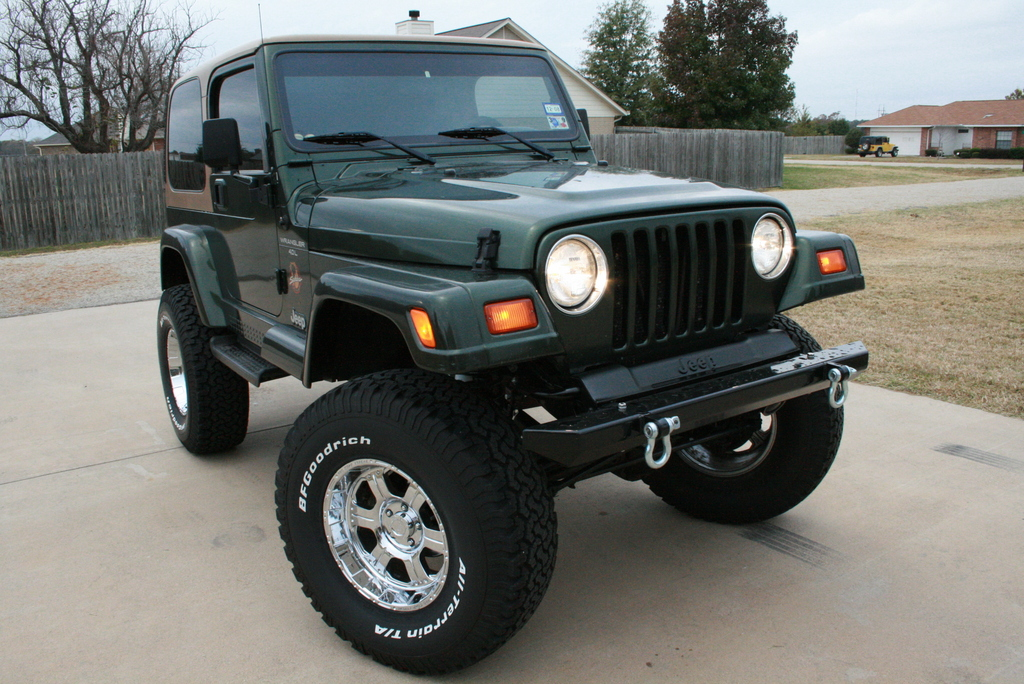 WillRyan 1998 Jeep TJ 10708185