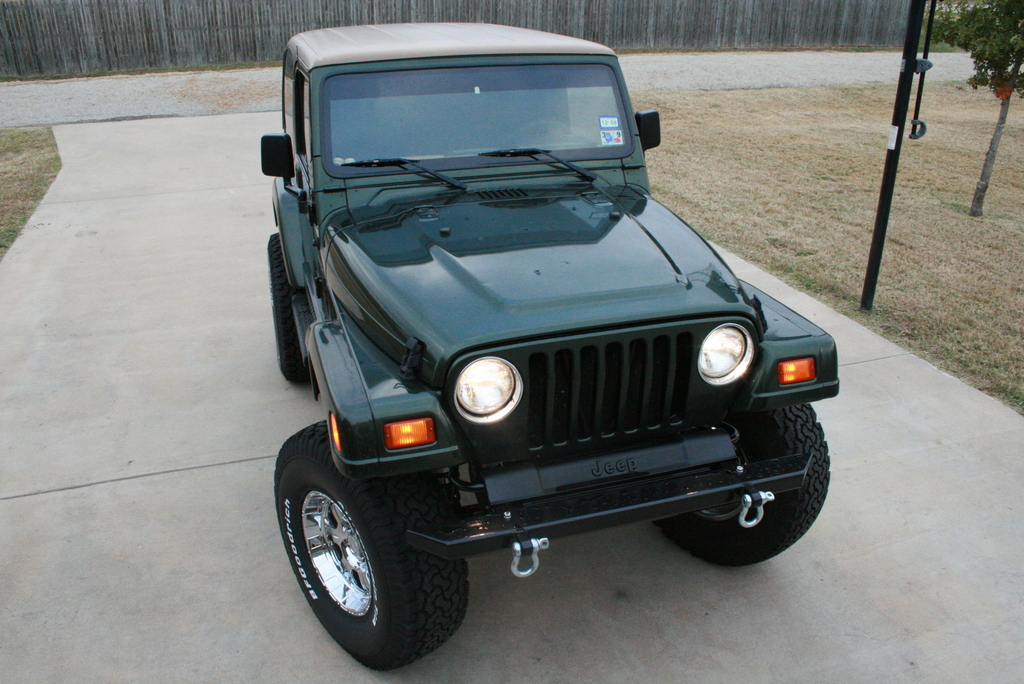 WillRyan 1998 Jeep TJ 10708186