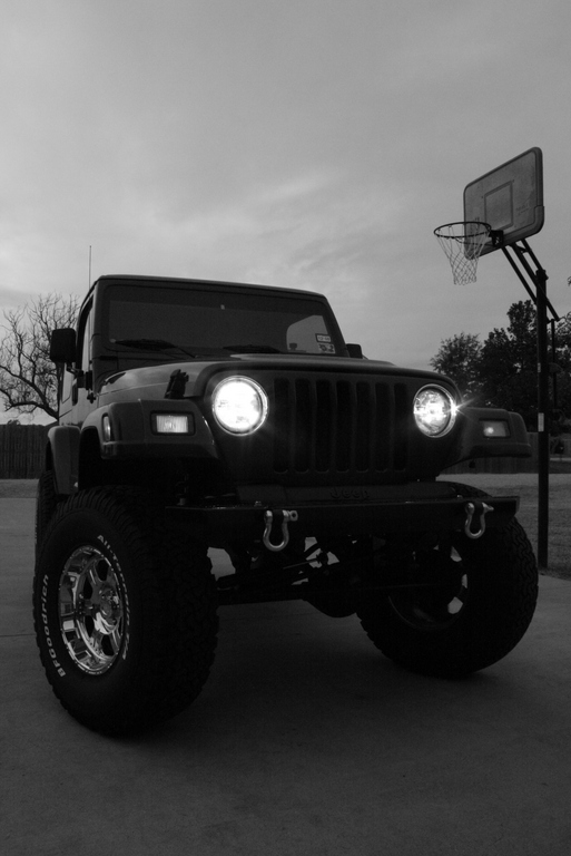 WillRyan 1998 Jeep TJ 10708187