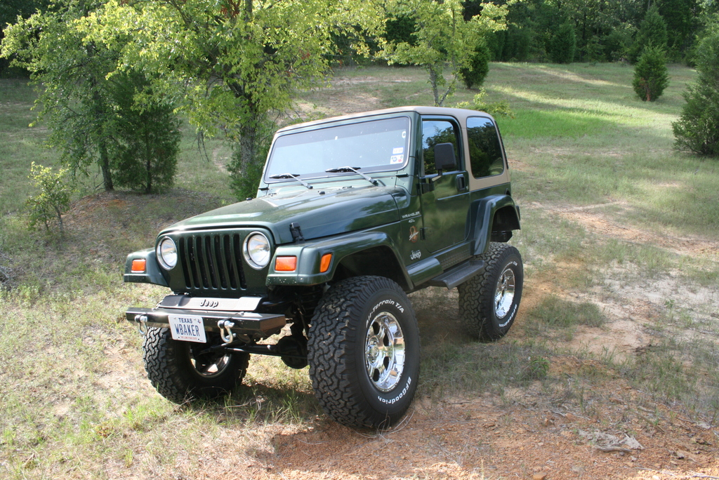 WillRyan's 1998 Jeep TJ