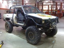 MeanGreenT100 1989 Toyota 4Runner