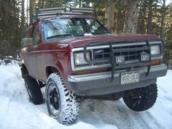 nate12346s 1988 Ford Bronco II