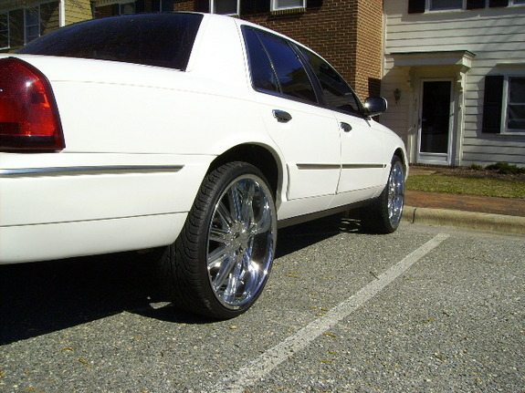 Another c504holla 1999 Mercury Grand Marquis post... - 11334732