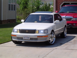 CD430LSs 1991 Lexus LS