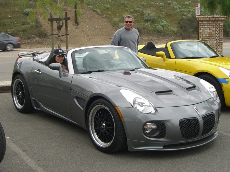 Deepwater805 2007 Pontiac Solstice U0026 39 S Photo Gallery At