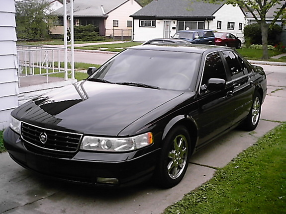 CADILLACTODD 2001 Cadillac STS Specs, Photos, Modification Info at