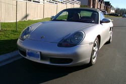 VW_Mike 1998 Porsche Boxster