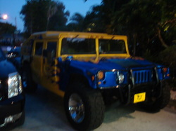 dyeantdyes 2000 Hummer H1
