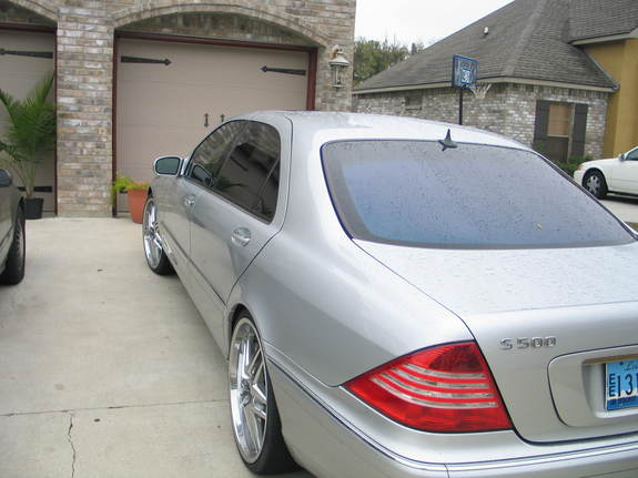 Another 225_goon 2002 Mercedes-Benz S-Class post... - 10726394