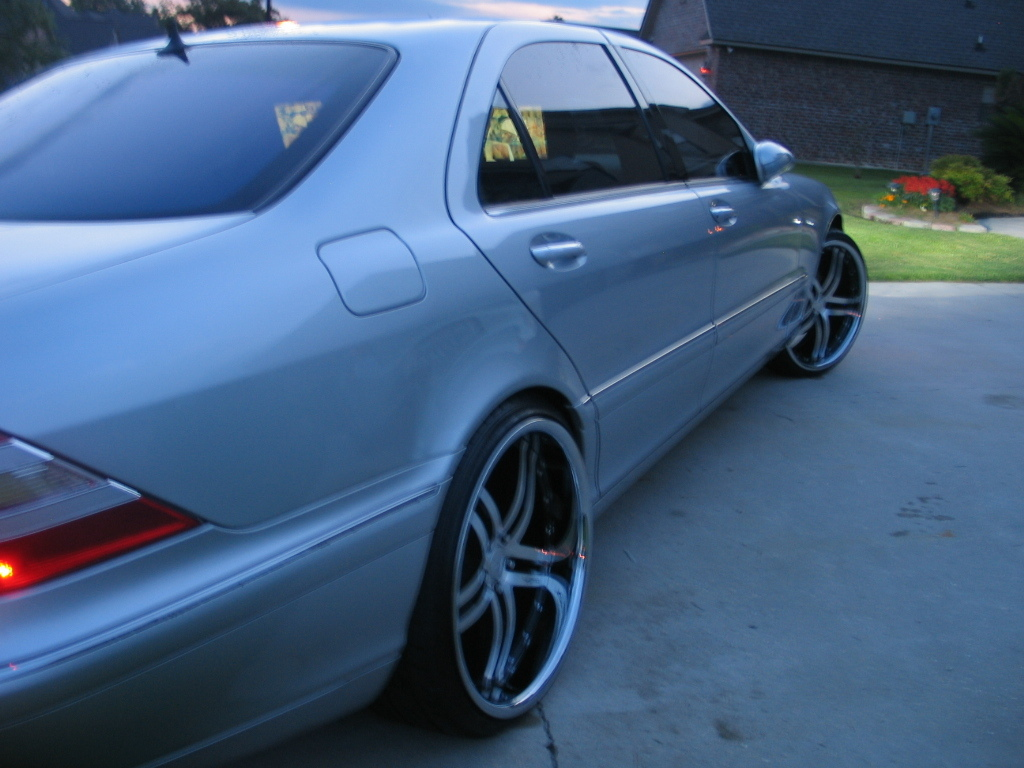 Another 225_goon 2002 Mercedes-Benz S-Class post... - 10726432