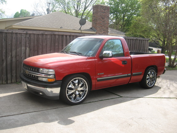 Mr Big Stuff S 2002 Chevrolet C K Pick Up In Dallas Tx