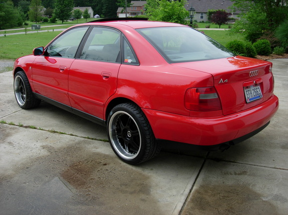 justingibbs 1998 audi a4 specs photos modification info at cardomain. Black Bedroom Furniture Sets. Home Design Ideas
