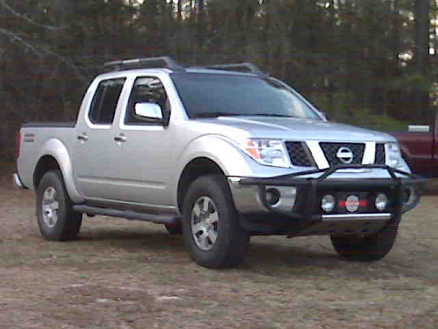 silverback33 2005 nissan frontier regular cab specs. Black Bedroom Furniture Sets. Home Design Ideas