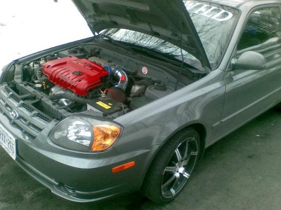 BuckSpeed's 2004 Hyundai Accent