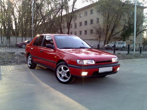 Another Roman001 1992 Nissan Sunny post... - 10718015