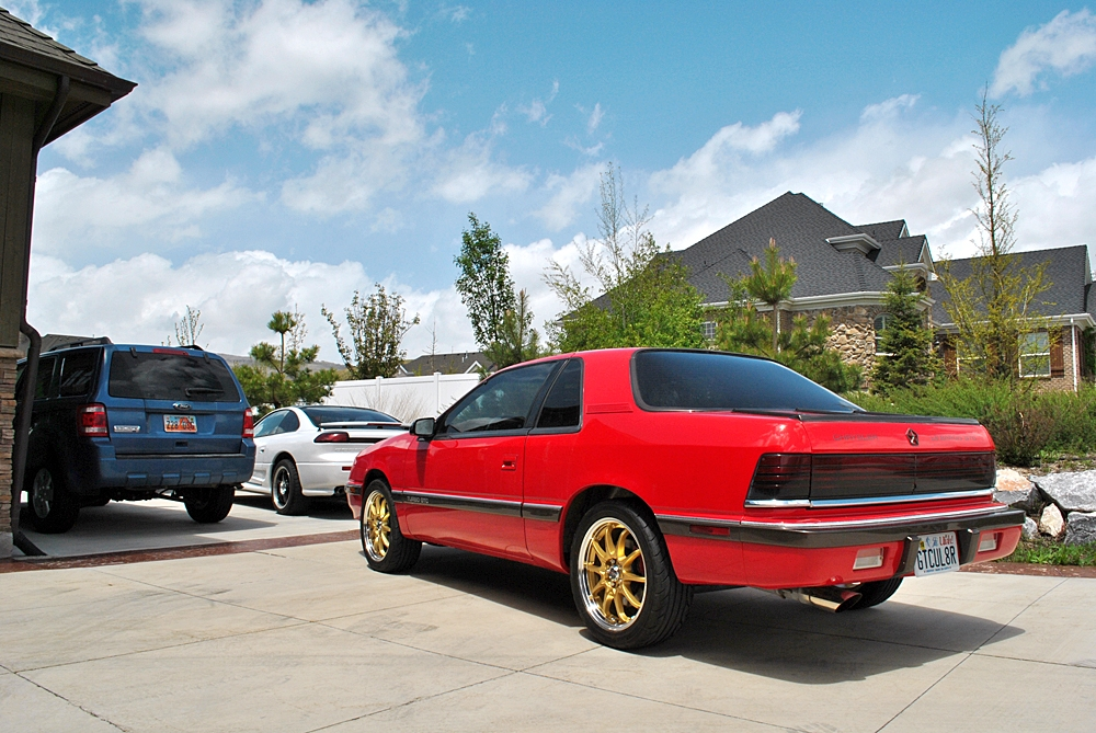 PolygonGTC's 1989 Chrysler LeBaron