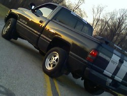TweakedNova68s 1998 Dodge Ram 1500 Regular Cab
