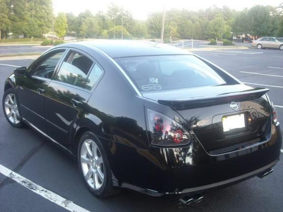 Another rSuAVE 2008 Nissan Maxima post... - 10729399
