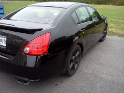 rSuAVEs 2008 Nissan Maxima