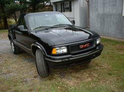 031945s 1997 GMC Sonoma Club Cab