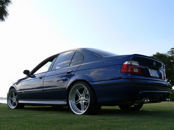 Mms77 2003 Bmw M5 Specs Photos Modification Info At