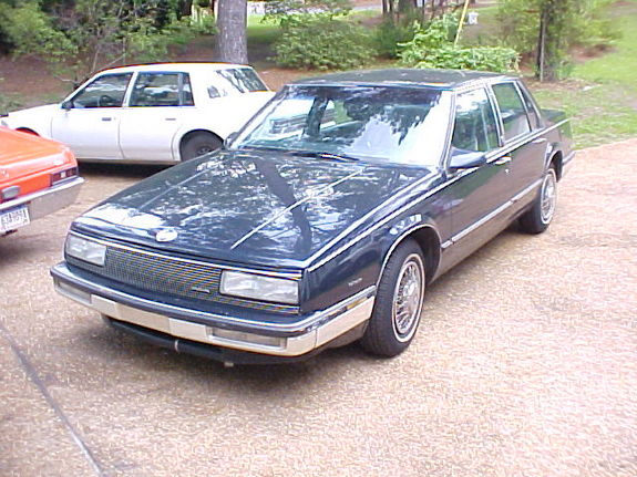 turbokinetic 1989 buick lesabre specs photos modification info at cardomain cardomain