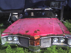 Paul6807 1968 Oldsmobile Delmont 88