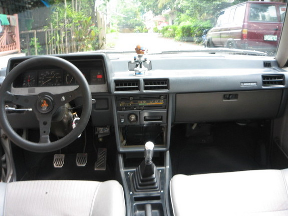 Another lancerNIpotoy 1984 Mitsubishi Lancer post    Photo