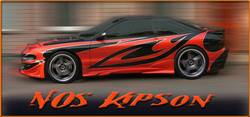 NOS-Kipsons 1997 Ford Probe