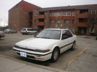Erikgmc 1989 Honda Accord