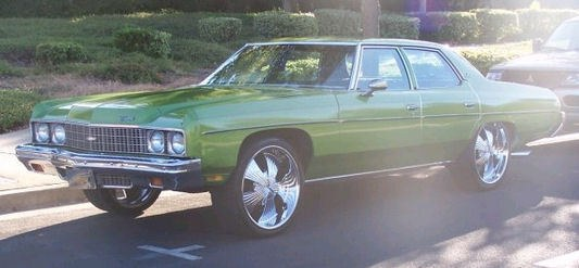 Another Mhood718 1972 Chevrolet Impala post... - 9279719