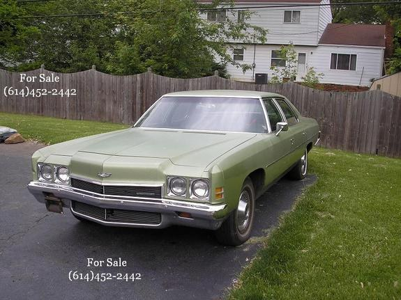 Group of 1972 Chevy Caprice 4
