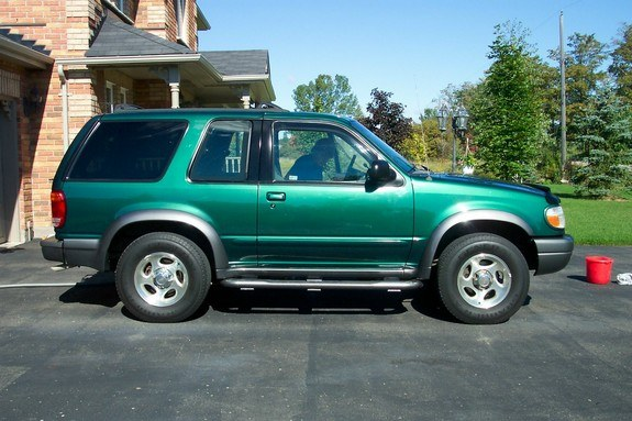 4wdfords 1999 Ford Explorer Sport Specs Photos