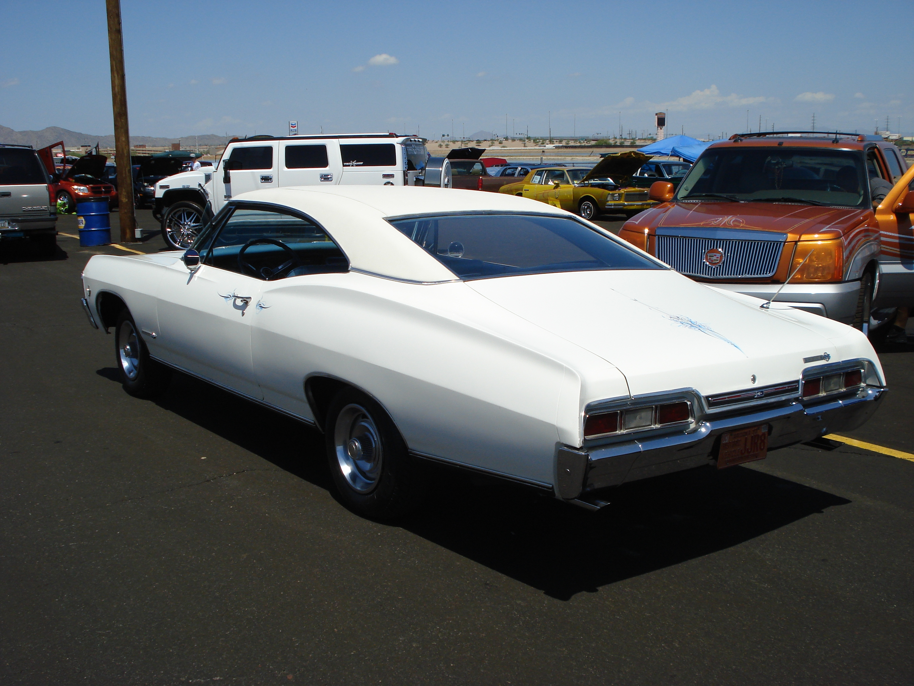GRVDUBS 1967 Chevrolet Impala Specs, Photos, Modification Info at ...