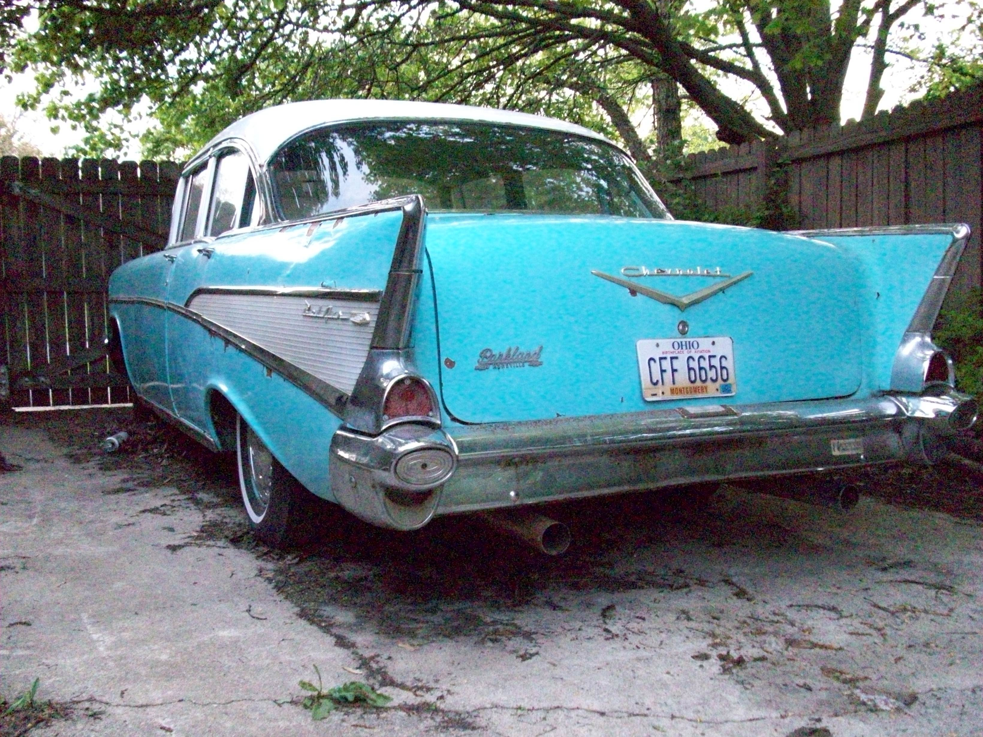 Another diabolicalsound 1957 Chevrolet Bel Air post... - 10719035