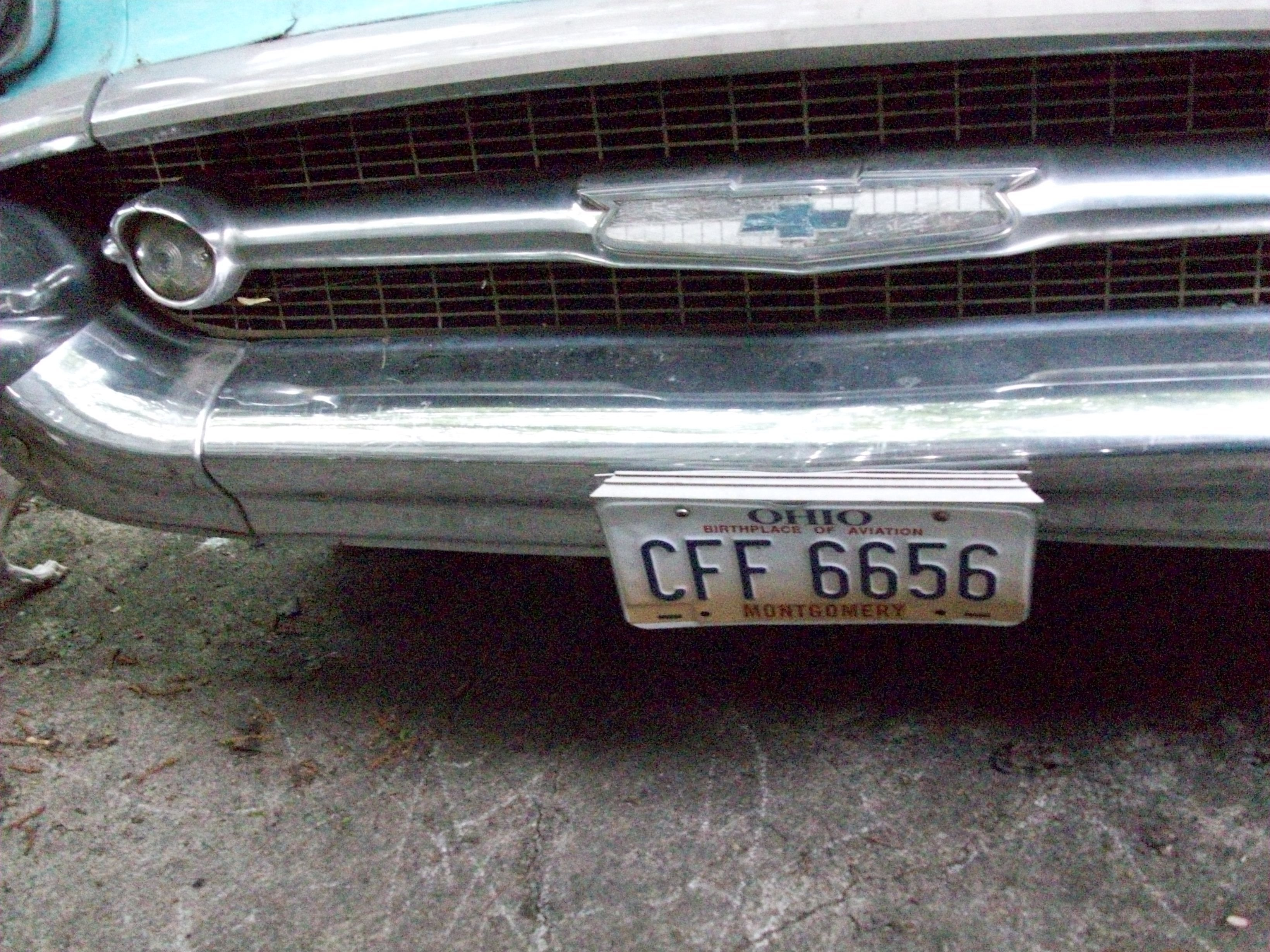 Another diabolicalsound 1957 Chevrolet Bel Air post... - 10719040