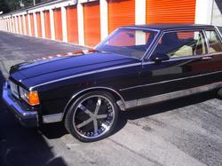Another meatymeeks 1982 Chevrolet Caprice post... - 10719217