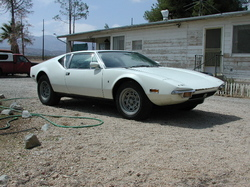 studiodave56s 1972 DeTomaso Pantera
