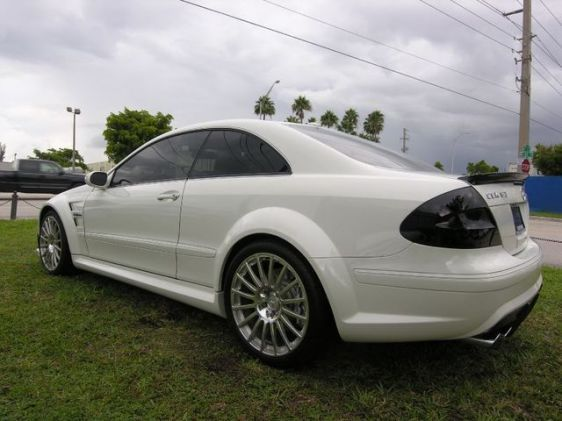 Another CJ_The_Master 2008 Mercedes-Benz CLK-Class post... - 10721022