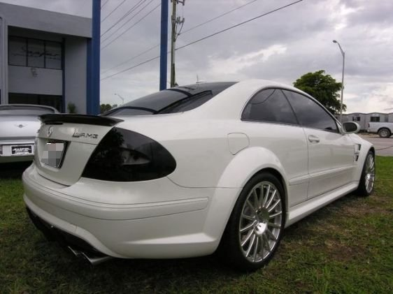 Another CJ_The_Master 2008 Mercedes-Benz CLK-Class post... - 10721023