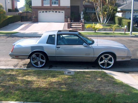 Another Sickty2SS 1987 Chevrolet Monte Carlo post... - 10722268