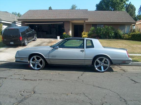 Another Sickty2SS 1987 Chevrolet Monte Carlo post... - 10722269