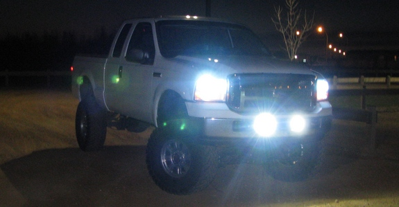 Another Tungstenstang 2005 Ford F250 Super Cab post... - 10722772