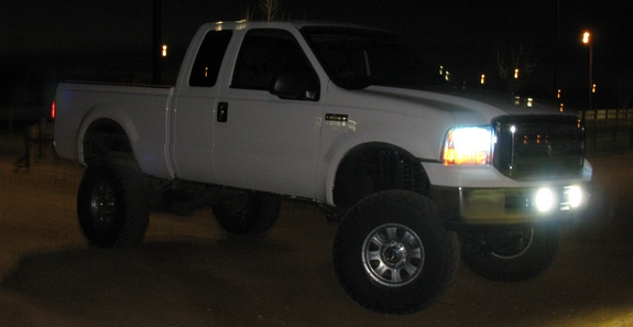 Another Tungstenstang 2005 Ford F250 Super Cab post... - 10722773