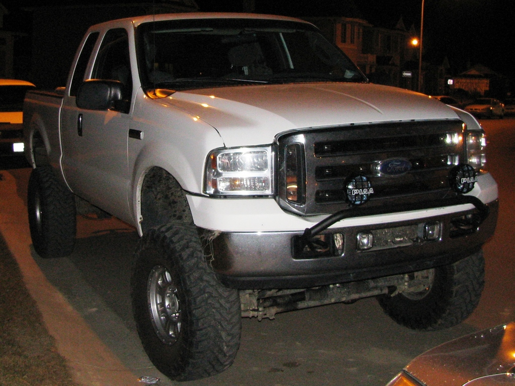 Another Tungstenstang 2005 Ford F250 Super Cab post... - 10722781