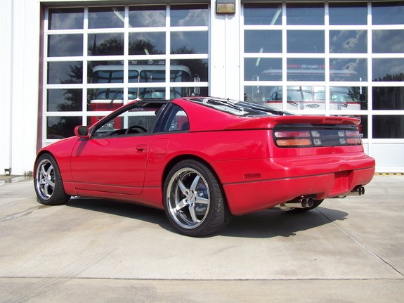 Another Scottyfender 1993 Nissan 300ZX post... - 10724593