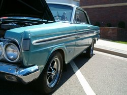 six4caliente 1964 Mercury Comet