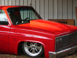 oldskewlchevys 1985 Chevrolet C/K Pick-Up