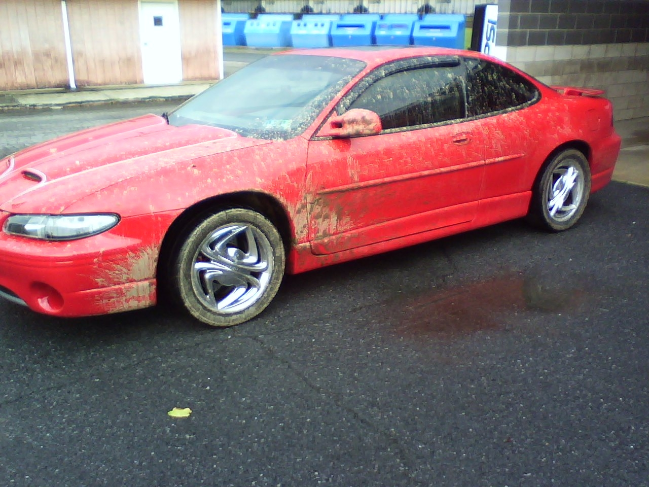 Another SpideysGTP 2002 Pontiac Grand Prix post... - 4809347
